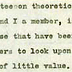 """Gallery 6:  Correspondence discussing """"theoretical"""" nature of genes, 1906."""